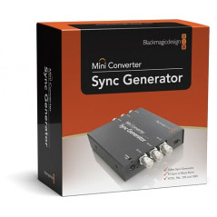 Blackmagic Mini Converter - Sync Generator