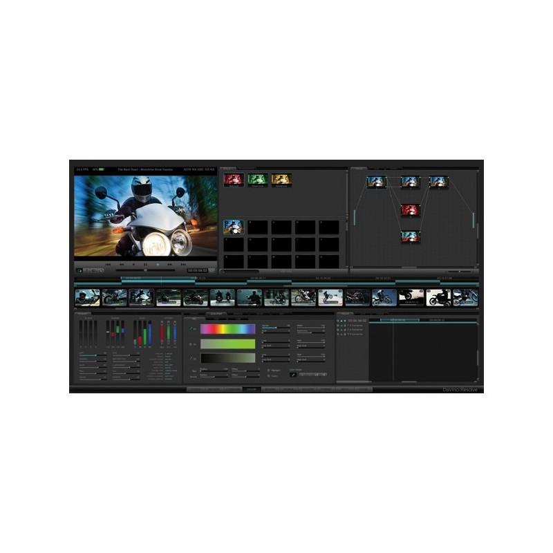 Blackmagic Design DaVinci Resolve Software