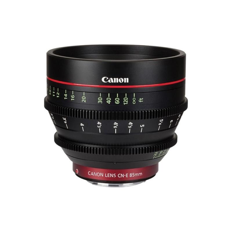 Obiektyw Canon CN-E85mm T1.3 L F