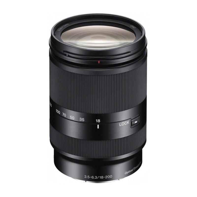 Obiektyw Sony SEL-18-200LE