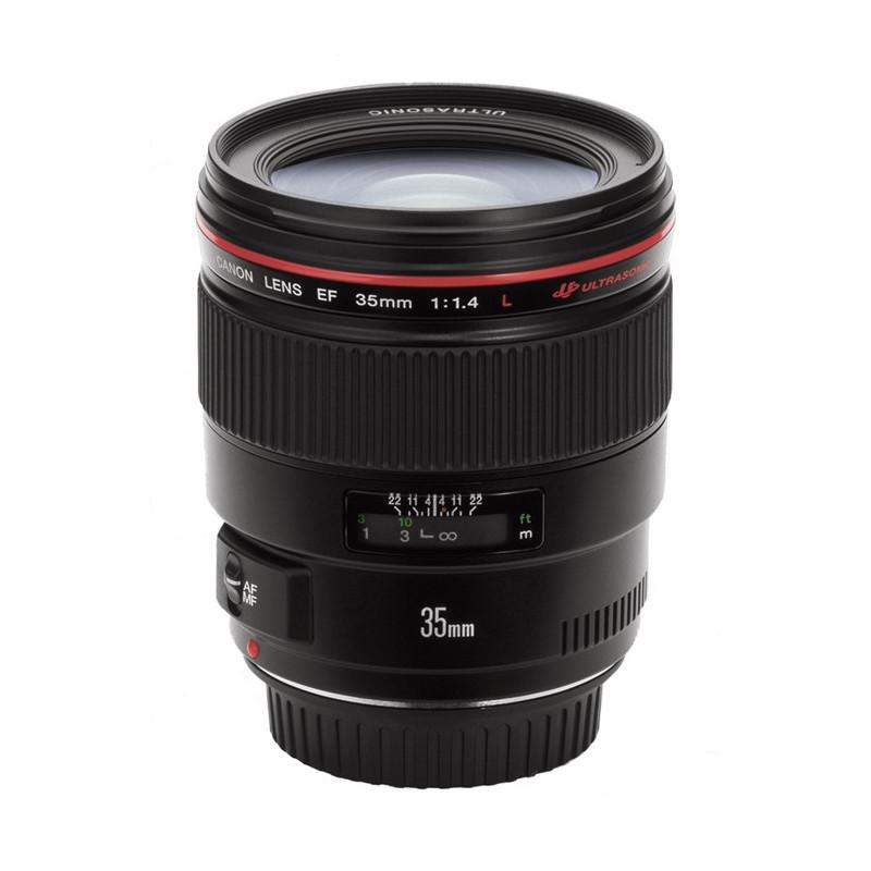 Obiektyw Canon EF 35mm f/1.4L USM