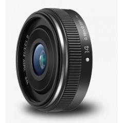 Obiektyw Panasonic 14mm F2.5 (H-H014AE-K)