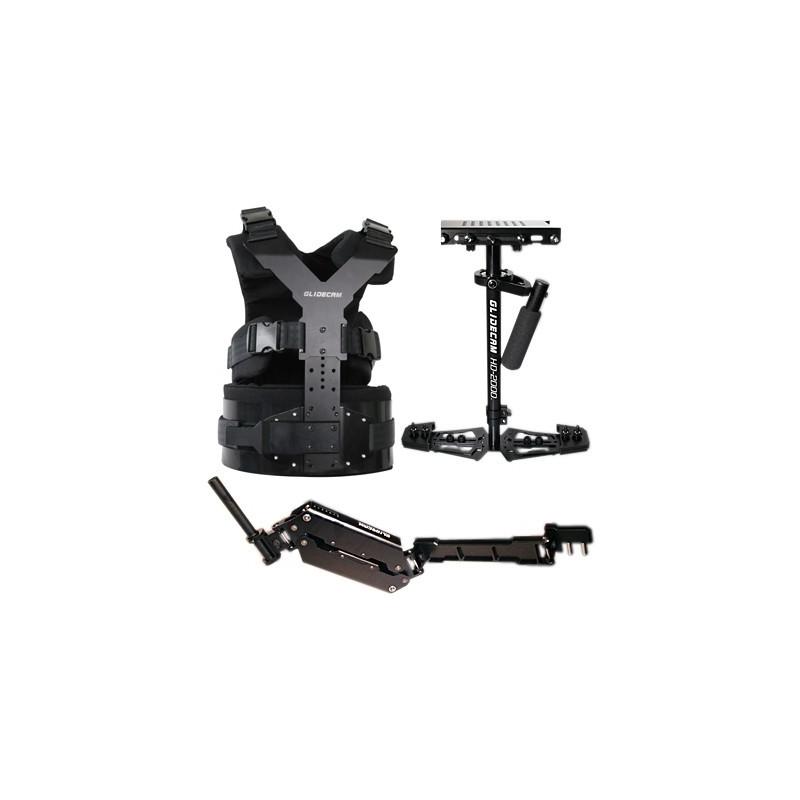 Glidecam Smooth Shooter HD-2000 Zestaw