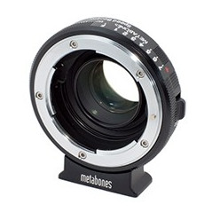 METABONES NIKON G DLA BMPCC SPEED BOOSTER