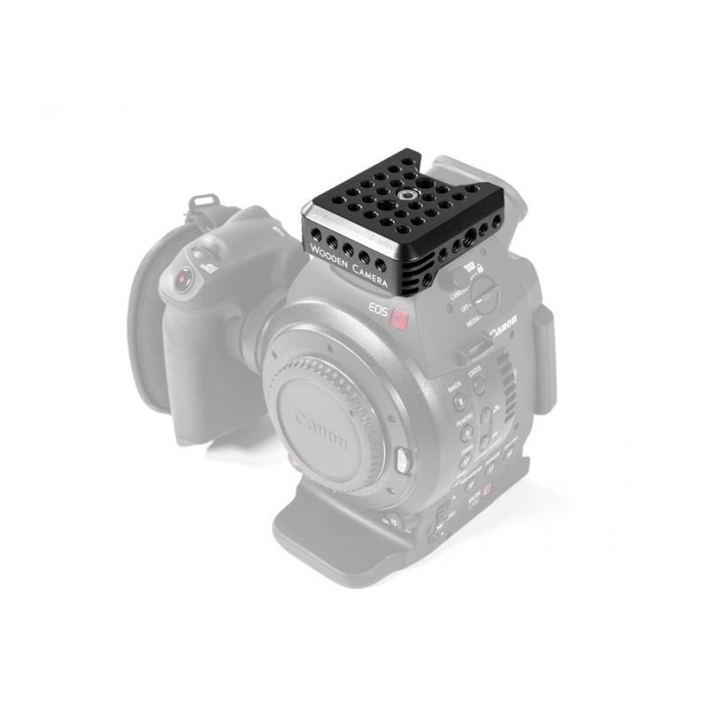 Wooden Camera Top Plate (C100, C300, C500)