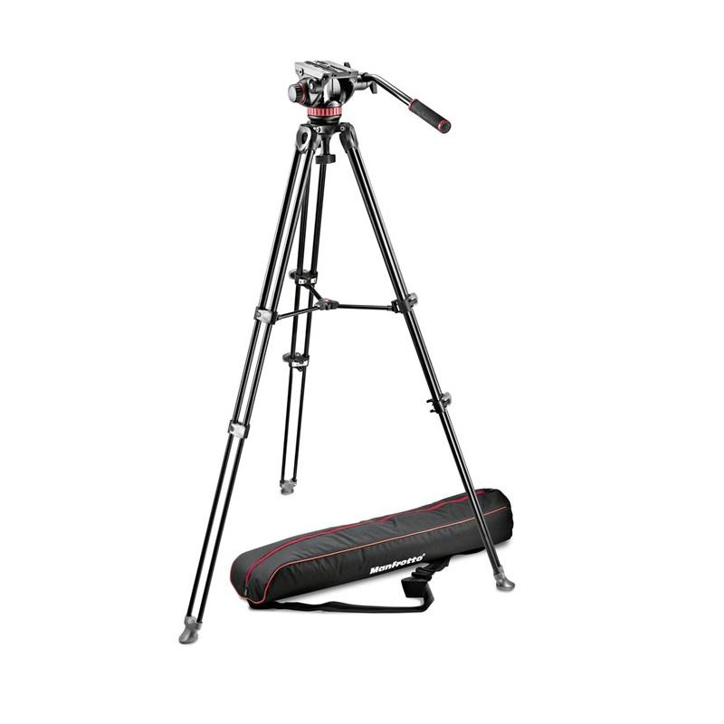 MVK502AM Twin telescopic z głowicą 502