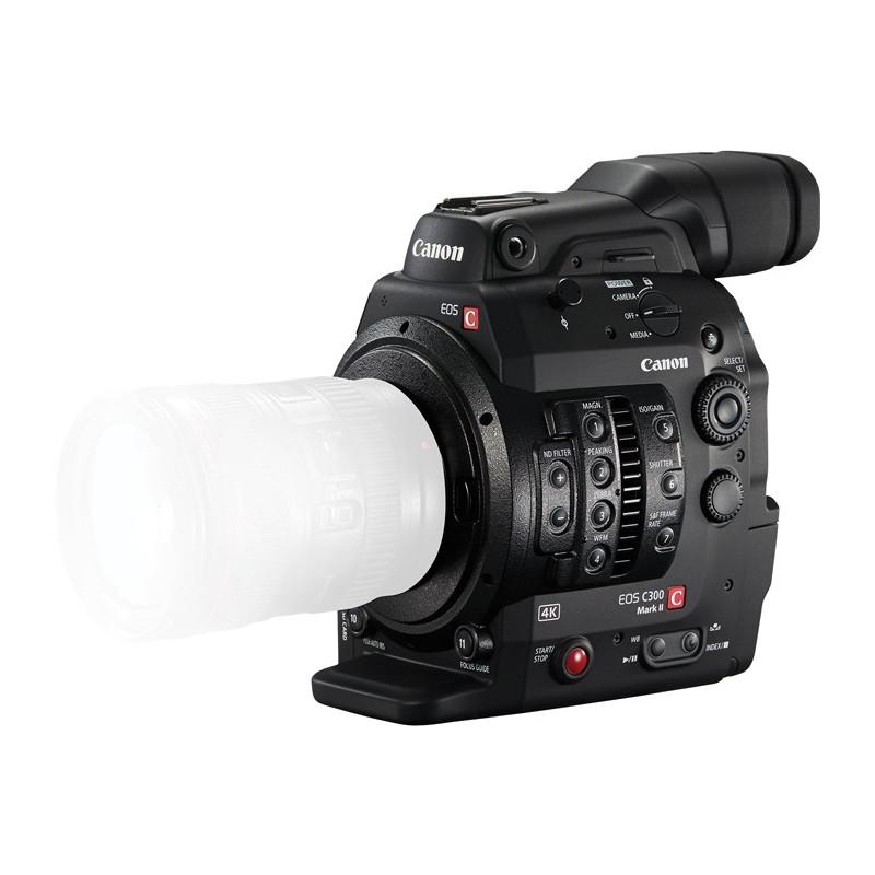 Canon EOS C300 MARK II + Atomos Shogun Flame