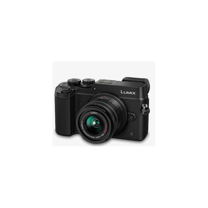 Aparat Panasonic DMC-GX8KEG-K 14-42 czarny