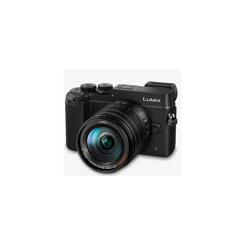 Aparat Panasonic DMC-GX8HEG-K 14-140 czarny