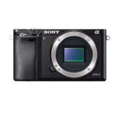 Aparat Sony ILCE 6000 B (body)