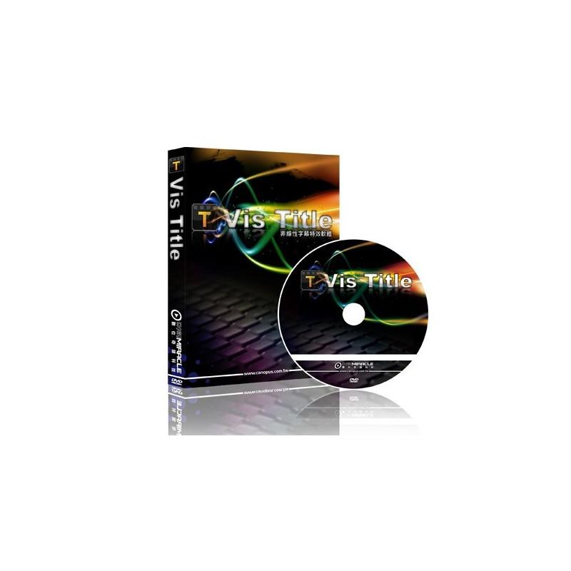 Vistitle 2.6 Promo upgrade z 1.x