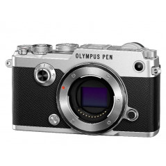 Aparat Olympus PEN-F Srebrny body