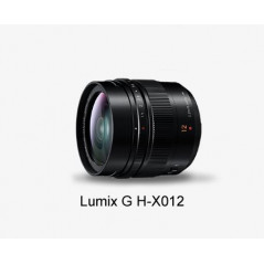 Obiektyw Panasonic Leica12mm F1,4 ( H-X012)