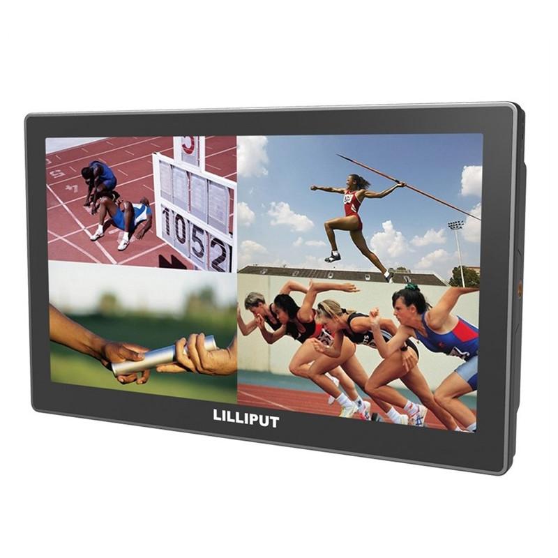 "Lilliput A10 4K Broadcast monitor 10.1"""