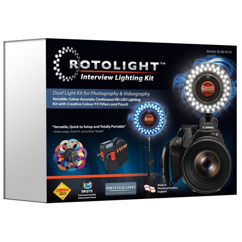 Rotolight Interview Kit V2