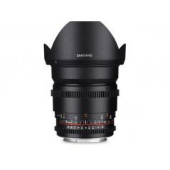 Obiektyw Samyang 16mm T2.2 VDSLR