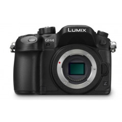 Aparat Panasonic DMC-GH4 R plus grip BGGH3