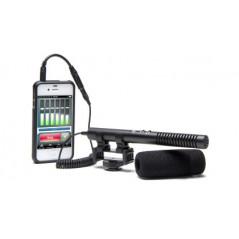 AZDEN SHOTGUN MICROPHONE SGM-990+I MOBILE