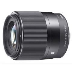 Obiektyw Sigma C 30 mm f/1.4 DC DN