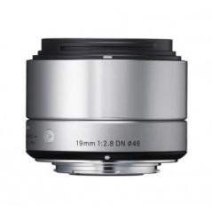 Obiektyw Sigma 19mm F2.8 EX DN