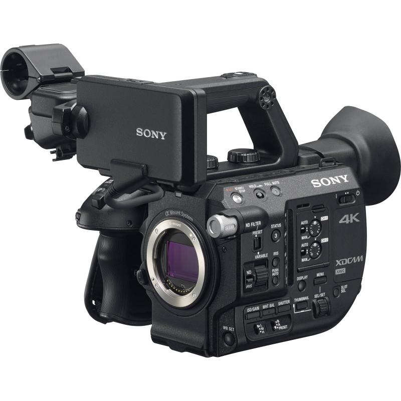 Kamera Sony PXW-FS5 Body + CBKZ-FS5RI