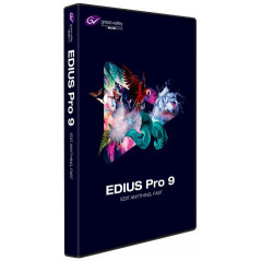 UPGRADE Edius 9 PRO z wersji 8 PRO