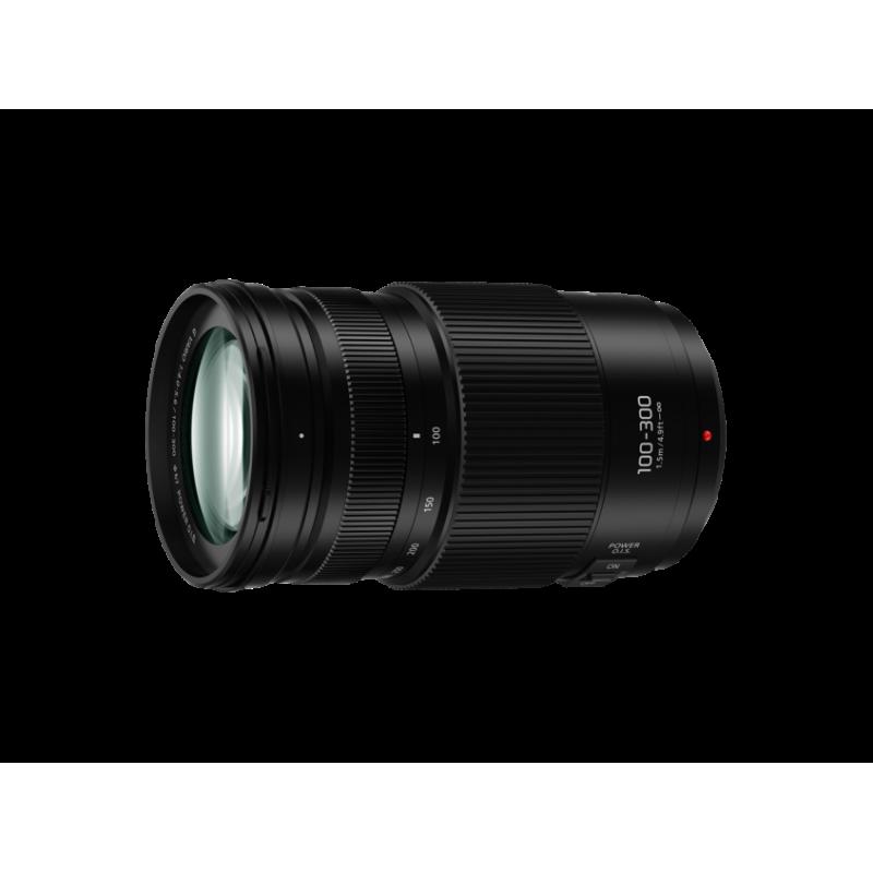 obiektyw Panasonic LUMIX G VARIO 100-300 mm / F4.0-5.6 II / POWER O.I.S.