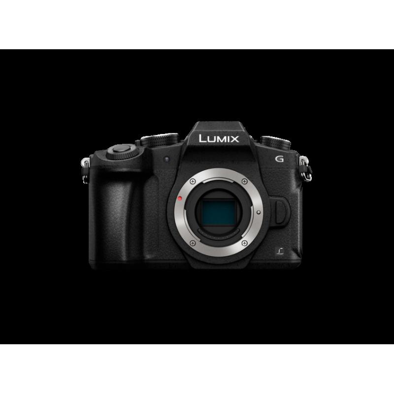 Aparat Panasonic DMC-G80 EG-K (body)