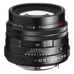 Obiektyw Panasonic SMC FA  77mm f/1.8 Limited Black