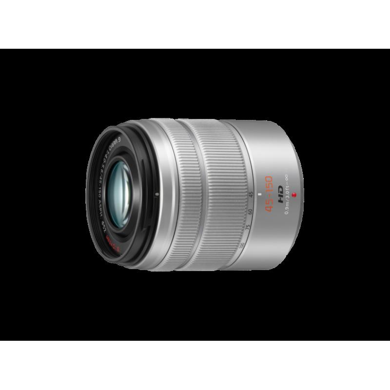 Obiektyw Panasonic H-FS 45-150mm  f/4,0-5.6 srebrny