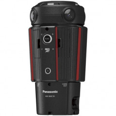 Panasonic AW-360C10GJ 4K 360 Degree Camera Head