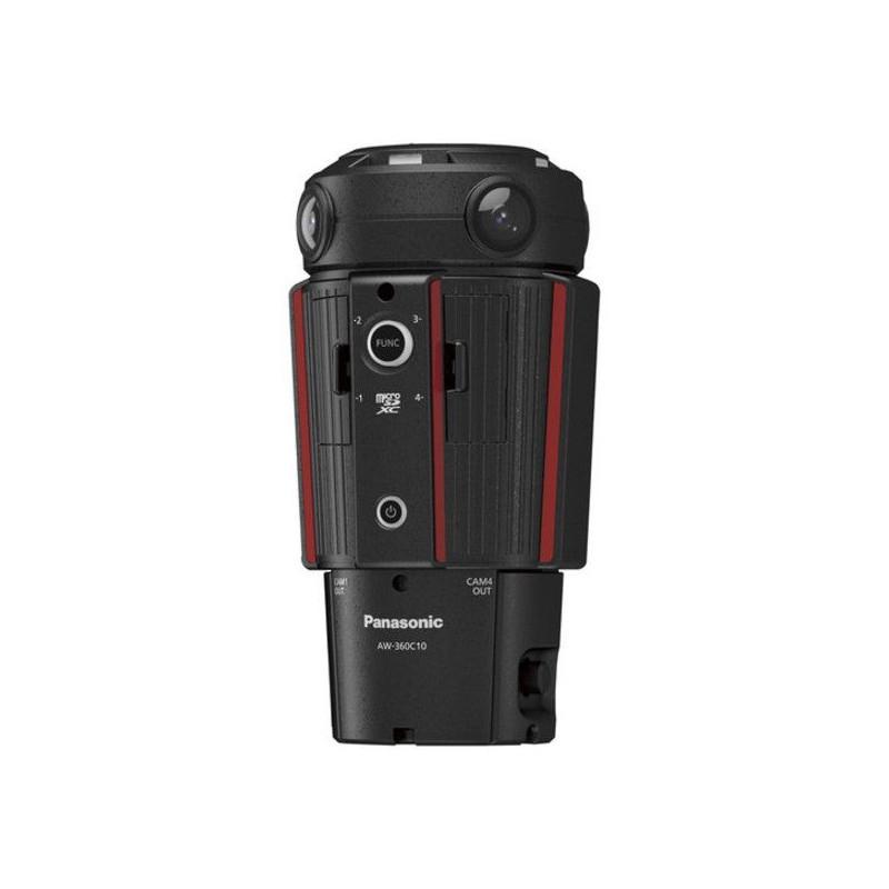 Panasonic AW-360C10GJ 4K 360 Degree Camera Head