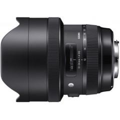 Sigma 12-24mm f/4.0 A DG HSM Canon
