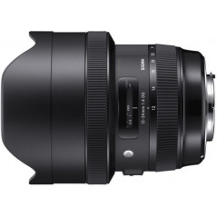 Sigma obiektyw A 12-24/4 DG HSM Canon