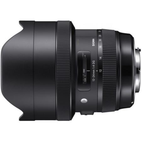 Sigma obiektyw A 12-24/4 DG HSM Canon + Pendrive LEXAR 32GB WRC za 1zł + 5 lat rozszerzonej gwarancji