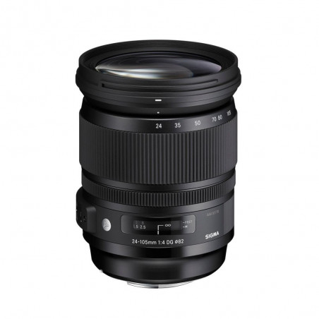 Sigma 24-105mm f4 DG OS HSM Art Canon + Pendrive LEXAR 32GB WRC za 1zł + 5 lat rozszerzonej gwarancji