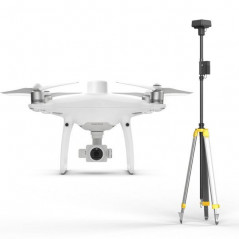 DJI Phantom 4 RTK + D-RTK 2 Mobile Station Combo