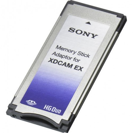 Sony MEAD-MS01 Adapter Memory Stick do Kamer XDCAM EX