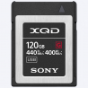 Karta pamięci Sony XQD G 120GB 440 mb/s
