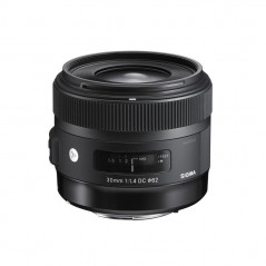 Sigma 30mm f1.4 ART DC HSM Canon
