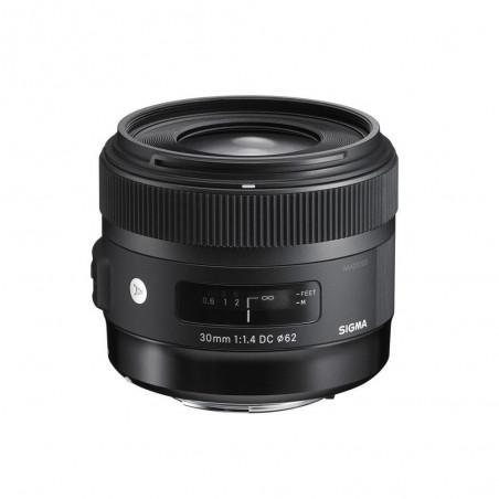 Sigma 30mm f1.4 ART DC HSM Canon + 3 lata Gwarancji! + Pendrive LEXAR 32GB WRC za 1zł