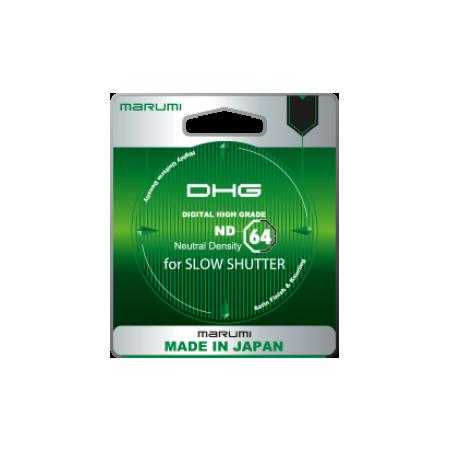 Filtr Marumi DHG ND64 49 mm