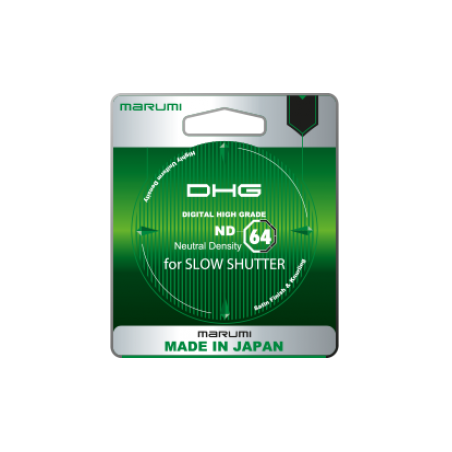 Filtr Marumi DHG ND64 62 mm