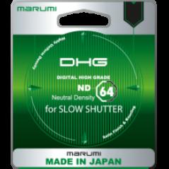 Filtr Marumi DHG ND64 72 mm