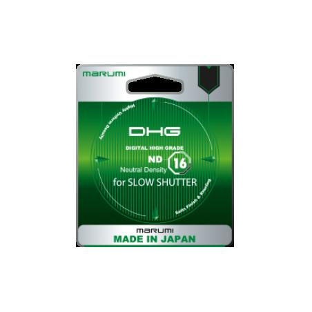 Filtr Marumi DHG ND16 62 mm