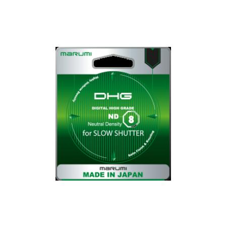 Filtr Marumi DHG ND8 62 mm