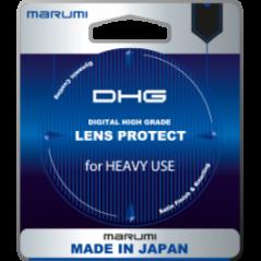 Filtr Marumi DHG Lens Protect 72 mm | Zestaw czyszczący 2w1 GRATIS