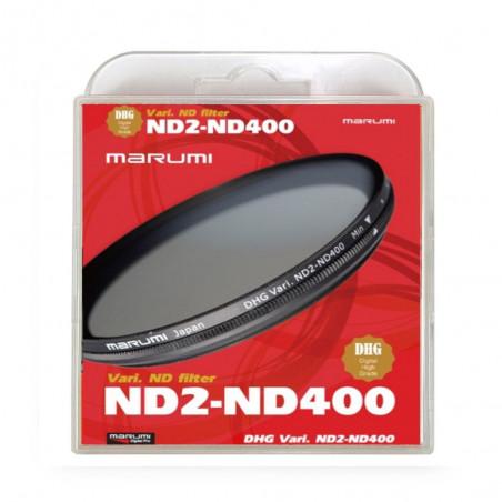 Filtr Marumi MARUMI DHG Vari.ND2-400 Filtr fotograficzny 72 mm