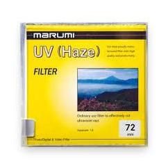 Filtr Marumi Yellow Filtr fotograficzny UV 72 mm