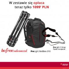 Zestaw Befree + Redbee 310